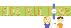 Kids Talk Time Blog Button